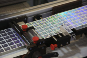 H.B. Fuller meets holographic market needs