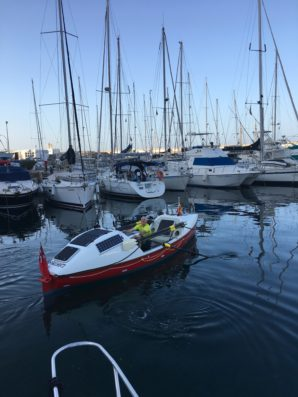 ABG's MD sets off on solo Atlantic row for charity