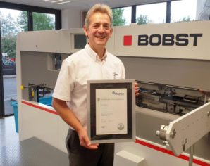 BOBST achieves top safety accreditation for second year running