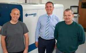 Anglia Labels sees a bright future with Domino's ink jet technology