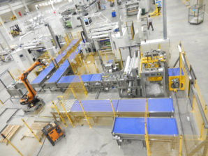 Automated technologies for Industry 4.0