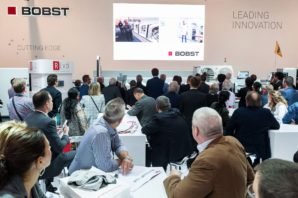 BOBST's most successful Labelexpo Europe