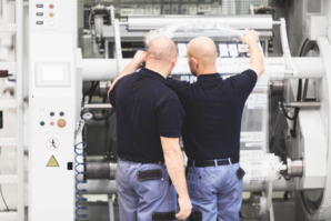 BOBST enhances core offering, introducing web-fed services to the UK