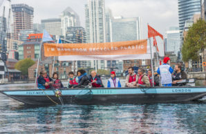 The Poly-Mer: A boat made from 99 per cent recycled plastic waste