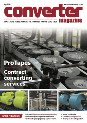 The April digital edition of Converter is out now!