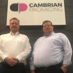 Cambrian Packaging marks 25 years of providing choice and quality service