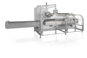 Lineup includes high-volume capsule filler, deep-draw thermoformer and continuous-motion cartoning and strip packaging units