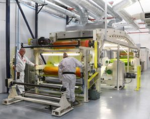 DEP announce the commissioning of a new coating line in the UK