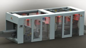 DS Smith Packaging Systems will premier its new Combi 150R machine at interpack 2017.