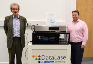 Cepac first to be awarded DataLase certification