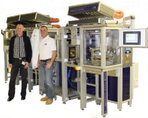 DSM Resins & Coatings have installed a VCM from RK Print