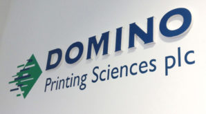 Hat Trick for Domino Printing Sciences at The Manufacturer MX Awards 2019