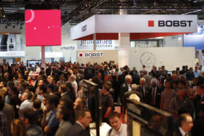 Sales beat expectations for BOBST at drupa