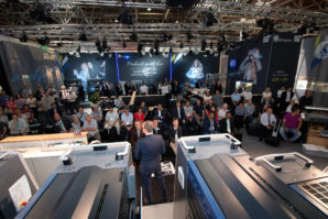 IST METZ surpasses attendance expectations at drupa
