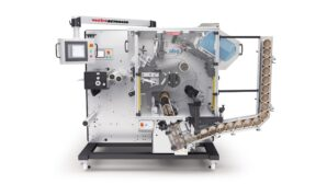 Excel Labels creates efficiencies with ABG turret rewinder technology