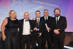 Contact originators secures gold for MagnaForma plate Innovation