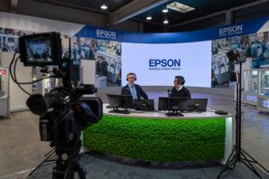 Epson opens new virtual Industrial Solutions Centre for European customers and partners