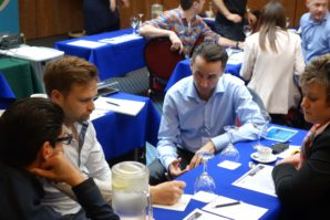 A pathway to success: Young label industry managers explore the route