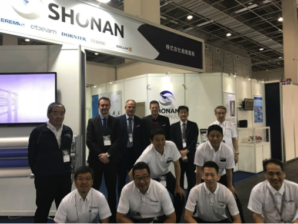 Shonan trading leading the way at the 7th Highly-functional FILM expo and conference in Osaka, Japan