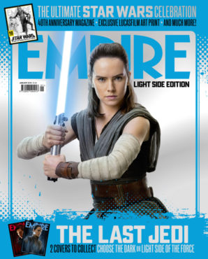 Fusion Flexibles supplies printed bags for Star Wars collector's editions of Empire Magazine