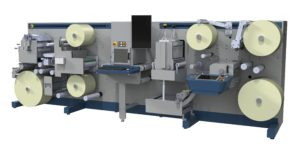 GM's advanced label finishing solutions on show at Xeikon Café