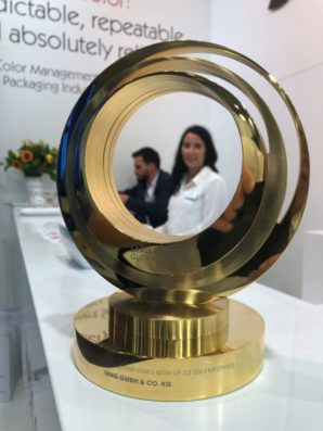 "GMG receives ""Award for Innovation"""