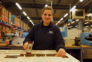 First ever female die-maker joins the workforce at Arden