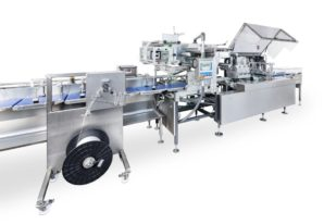 Hugo Beck 2-in-1-solution combines flowpack and ziplock bag packaging within one machine
