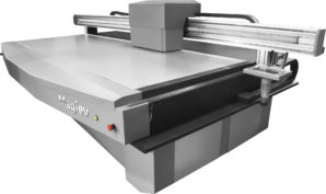 IQDEMY dares to print on anything at Fespa 2017