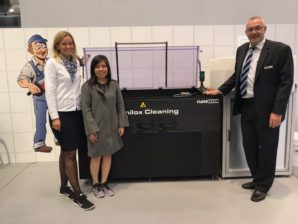 Flexo Wash continues to expand in Asia
