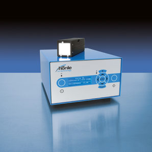 Small but Powerful – New High Intensity, Compact LED-UV Curing Spot Lamp