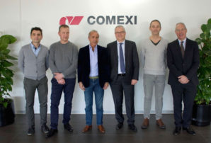 LIVCER acquires its first CI flexo press, a Comexi F2 MC