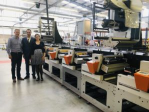 Label Pack Morocco invest in an Edale FL3