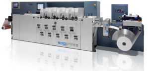 SPGPrints to demonstrate real-time productivity and simplicity of equipment at Labelexpo Americas 2016