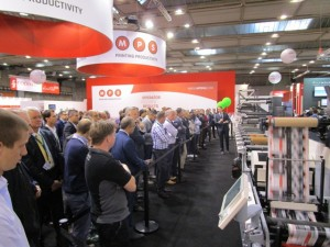 MPS at Labelexpo Europe