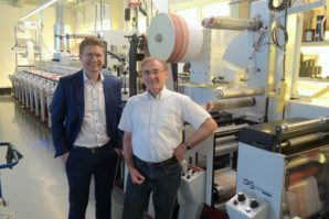 MRE installs first Mark Andy LED-UV press in Germany