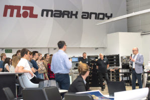 Mark Andy supports Polish students with an Open House at its Warsaw demo centre