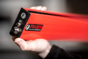 Fraser launches industry-first static elimination bar with automatic range control for OEMs at ICE Europe 2019