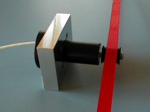 25mm Wide Tape Tension Measurement