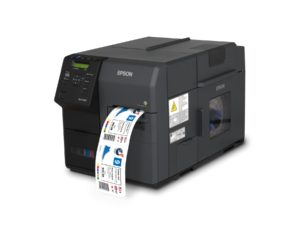 The Epson ColorWorks C7500 Series