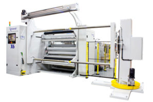 Parkside Flexibles invests in two Universal X6 slitting machines for Malaysia and the UK