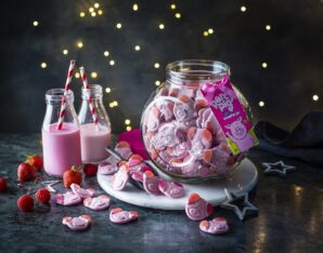 M&S launches Percy Pig sweetie jar packaged by Croxsons