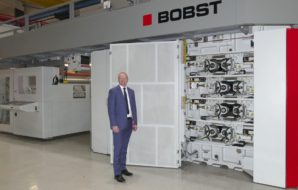 Peter Redmond joins BOBST as zone business director for Business Unit Web-fed
