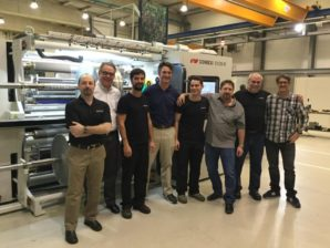 Portco Packaging acquires a Comexi slitter with laser technology