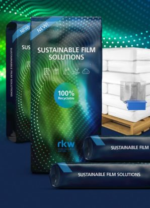 Form, Fill & Seal: Sustainable Film Solutions from RKW at UPAKOVKA 2020
