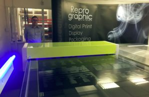 Reprographic Systems first in UK to adopt Esko's Crystal Technology