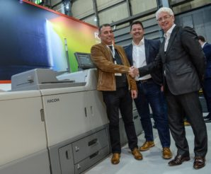 Ricoh close deal with Direct CD's at IPEX