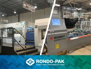 Rondo-Pak expands capacity with new equipment