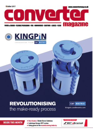 The October digital edition of Converter is out now!