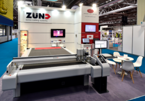 Zünd UK Ltd defeats Beast from the East at Packaging Innovations 2018